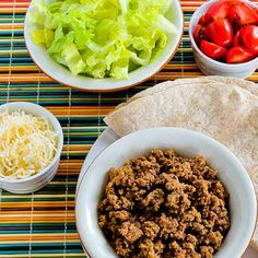 Slow Cooker Browns-in-the-Crockpot Spicy Ground Beef for Tacos, Burritos, or Taco Salad [Use the meat to make taco salad for #SouthBeachDiet Phase One; visit the blog to see step-by-step photos of how to make this super easy recipe.]