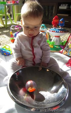 Links to site with tons of DIY play time ideas and each games developmental benefits.