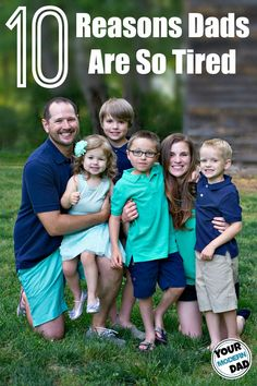 10 reasons dads are so tired. There are also other great articles about dads, kids, and being a parent in todays world