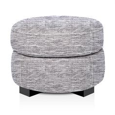 Shop the SIGNATURE CONTEMPORARY Round Fabric Ottoman in Pepper . This sofa is part of freedom's range of contemporary furniture. Shop online or in stores throughout Australia. Modular Couch, Velvet Couch, Round Ottoman, Fabric Ottoman, Leather Fabric, Outdoor Furniture, Outdoor Decor, Contemporary Furniture, Sofas