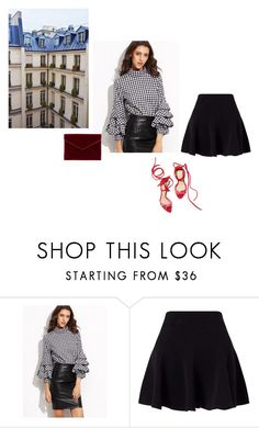 """""""Untitled #343"""" by zeinab-mohamoud-awad ❤ liked on Polyvore featuring Miss Selfridge and Rebecca Minkoff"""