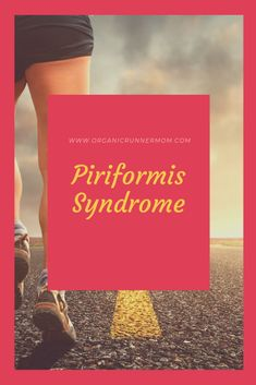 What to do when Piriformis Syndrome strikes! Piriformis Muscle, Piriformis Syndrome, Running Injuries, Running Inspiration, Marathon Running, Just Run, Mom Blogs, Training Tips, Organic Recipes