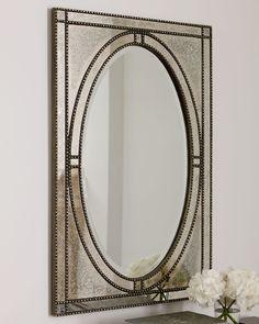 """""""Ernestine"""" Mirror - Horchow"""