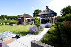 Siebers tuinprojecten geeft uiting aan de tuindromen van de