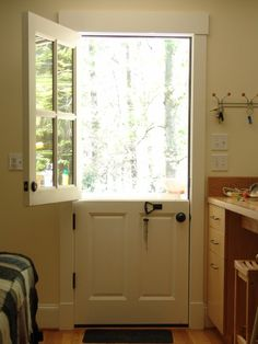Another From Houzz I Always Wanted A Dutch Door Aly You Can Saw The