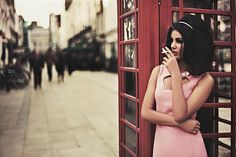 The 1960s in London by Karla Powell this woman is so beautiful