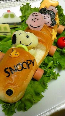 Driving Snoopy Dog Kyaraben by てしぱん