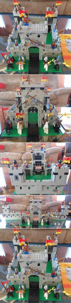 LEGO ® de recette//Instruction nº 7947