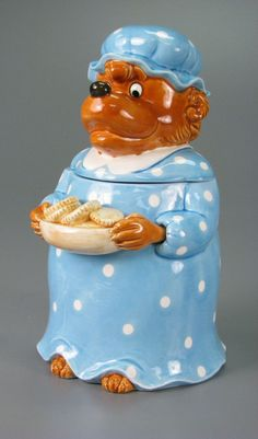 Mother Berenstain Bear 1983.  Our youngest daughter loves the Berenstain bears!  She'd love to have this cookie jar.