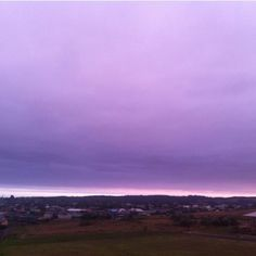 #sunset #purple @ #apollobay by phtogrphy.bymiriam http://ift.tt/1LQi8GE