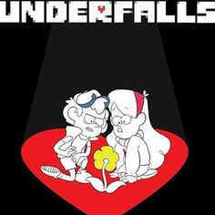 Gravity Falls Undertale Crossover >>>BUT WHO WOULD BE FLOWEY?!?!  BILL OR GIDEON???