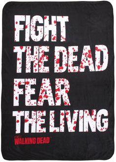 Walking Dead Throw Blankets The Spoiling Dead Fans Official Fan Tshirt  The Walking Dead