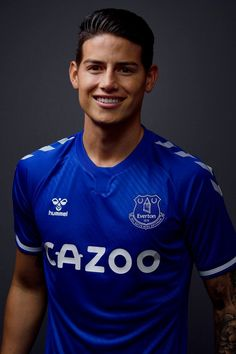 James Rodriguez move to Everton made official - Hitvibz