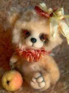 sweet peach by Sadovskaya Tatiana
