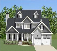 House Plan #189-1092