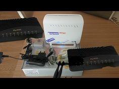 ZyXEL VMG3312 B10B Kablosuz N ADSL2+/ VDSL2--4 Port USB Modem Router Unb... Modem Router, Bose, Places, Lugares