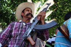Activists struggle to loosen gun laws in Mexico - The Washington Post.   Exigimos liberación de Mireles y autodefensas presos. El Dr. José Manuel Mireles, fue detenido el pasado 27 de Junio en Michoacán. Liberen a Mireles y autodefensas presos Ya!!!!