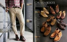 Creative Crew, August, Catalog, and Pgs image ideas & inspiration on Designspiration J Crew Catalog, August Images, J Crew Men, Men Design, Designer Shoes, Footwear, Mens Fashion, Boots, Inspiration