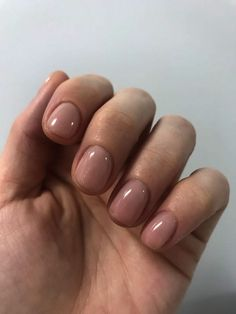 Opi put it in neutral nails in 2019 gelové nehty, nehty. Manicure, Opi Nails, Nude Nails, Nagel Hacks, Neutral Nails, Nuetral Nail Colors, Dip Nail Colors, Opi Nail Polish Colors, Opi Colors