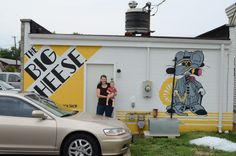 The Big Cheese - Columbus, Indiana - Best sandwiches in the Hoosier state
