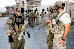 Slovakian 5th Special Forces Regiment High Standards, Special Forces, Armed Forces, Army, History, Gi Joe, Historia, Military, Swat