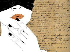 """Secrets"" Digital Illustration by Aphrodite Ioannou Dreamers Disease, Photography Portfolio, Aphrodite, Digital Illustration, The Dreamers, Digital Art, Artwork, Quotes, Quotations"