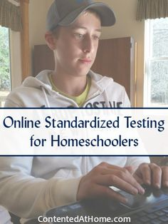 Standardized testing doesn't have to be a hassle for homeschool families! Check out this affordable online standardized testing program that is available nationwide!