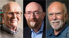 BBC News. The 2017 Nobel prize in physics has been awarded to three scientists for the detection of gravitational waves. Nobel Prize In Physics, Nobel Peace Prize, Leonard Cohen, Disney Marvel, Earth Science, Science Nature, Physics Facts, Mathematics Geometry, Gravitational Waves