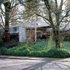 Haus Schürmann Enckestrasse 1957