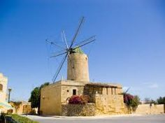 Ta' Kola Windmill in Xagħra, Gozo, is one of the few surviving windmills on the Maltese Islands dating back to the Knights' Period. Its origins go back to 1725 during the magistracy of Grand Master Manoel de Vilhena (1722-36). As its construction seems to have incorporated bad quality stones and mortar, it had to be dismantled and reconstructed during the 1780s.