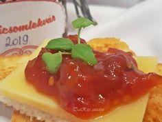 Paradicsomlekvár recept lépés 3 foto Pudding, Desserts, Food, Tailgate Desserts, Deserts, Custard Pudding, Essen, Puddings, Postres