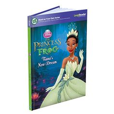 LeapFrog LeapReader Book: Disney Princess and the Frog (works with Tag) >>> Check this awesome image @