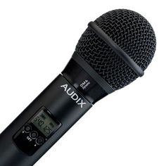 Audix W3OM6 Handheld Wireless Microphone System Includes Microphone -- Visit the image link more details.