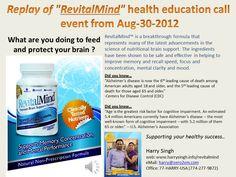 RevitalMind http://www.harrysingh.info/revitalmind