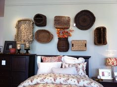 Even your walls will have baskets one day!