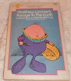 Matthew Looneys Voyage To The Earth A Space by Starrylitvintage