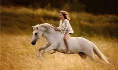 Horse, freedom, running, bareback, weeeee!