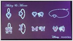 Pandora Disney Spring 2015 - Mickey and Minnie!