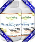 """#1 HIGH POTENCY - WHITE MULBERRY - LEAF - EXTRACT - DIET - WEIGHT LOSS PILLS - SUGAR BLOCKER - APPETITE SUPPRESSANT - """"New Super food"""" - as seen on the - DR. OZ SHOW - Pure - natural - potent - weight loss supplement - Key weight loss ingredients -"""