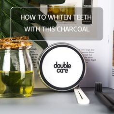 Dental-grade charcoal powder, formulated to remove the stubborn stains from coffee, smoking, red-wine, tea or tartar and leave your mouth fresh  #teethwhitening #charcoalteethwhitening