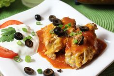 This dish is very easy to make. It's Mexican with a twist. My kids love these stuffed shells. I hope you all do as well!
