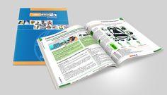 Catálogo de Productos (400 pág.). Cliente: Vallen Proveedora Industrial. #portafolio3dmentes