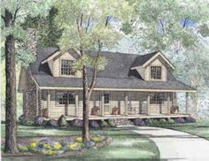 This is the floor plan we are looking to build once we get back home. Plan 17-494 - Houseplans.com