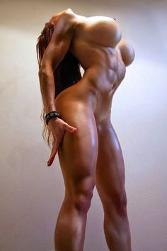 SEXY MUSCLE BABES : Photo