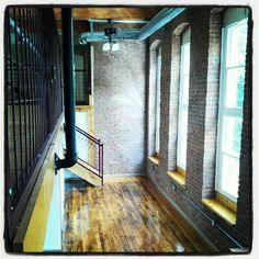 no way! this is legit the loft apartment I used to have! Auburn Station in Allentown Pa! :))