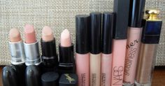 See updated TOP 10 Nude Lip Products of Decemeber 2014 HERE . As you all know, I am a big devotee of the smokey eye and nude lip combo and...