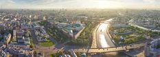 Москва, центр города, Кремль | Сферические aэропанорамы, фотографии и 3D туры самых интересных и красивых городов и уголков нашей планеты, 3...