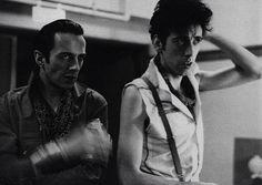 Mick and Joe.