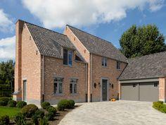 L woonst - garage landelijk/ moderne woning