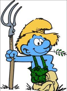 26. Farmer Smurf